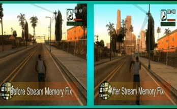 GTA San Andreas slow textures loading fix