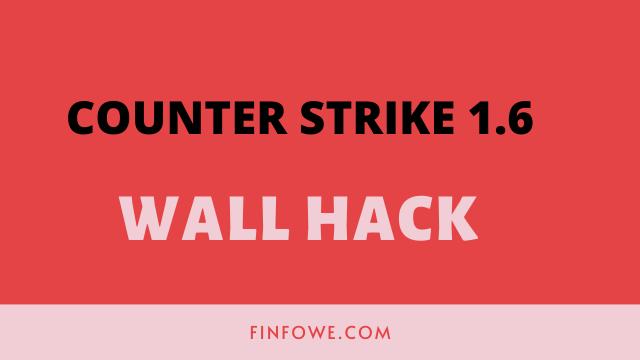 Counter strike 1.6 wallhack