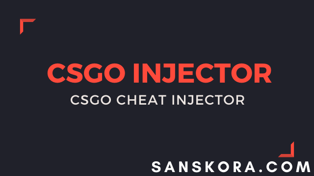 CSGO Injector [ 100% WORKING ] - Download CSGO Injector for FREE - Free Cheats for Games