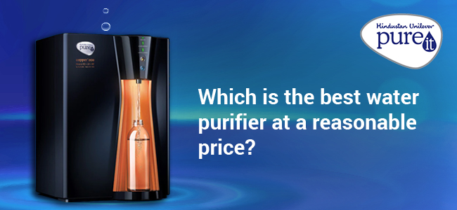 Which Water Purifier is available at a Reasonable Price in India?