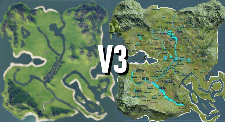 Isle v3 Map